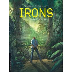 IRONS - TOME 3 - LES DISPARUS D'UJUNG BATU