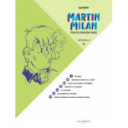INTÉGRALE MARTIN MILAN - TOME 3