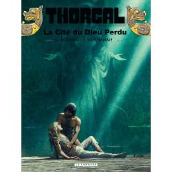 THORGAL - 12 - LA CITÉ DU DIEU PERDU
