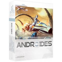 ANDROIDES 08 - COFFRET T5 À T8