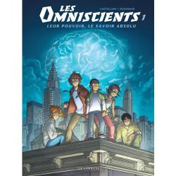 LES OMNISCIENTS - TOME 1 - PHÉNOMÈNES