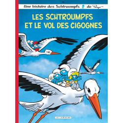 SCHTROUMPFS (LES) - 38 - LES SCHTROUMPFS ET LE VOL DES CIGOGNES