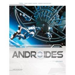 ANDROÏDES T08 - ODISSEY