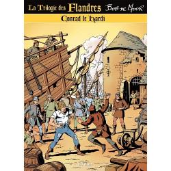TRILOGIE DES FLANDRES (LA) - 3 - CONRAD LE HARDI