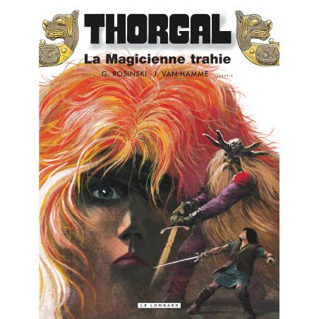 THORGAL - TOME 1 - LA MAGICIENNE TRAHIE