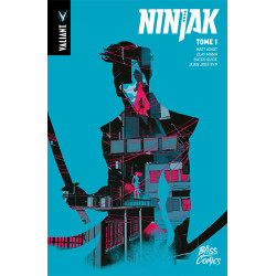 NINJAK - 1 - L'ARMURERIE