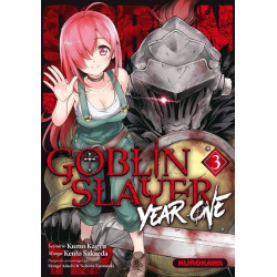 GOBLIN SLAYER : YEAR ONE - TOME 3