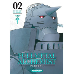 FULLMETAL ALCHEMIST (PERFECT EDITION) - TOME 2
