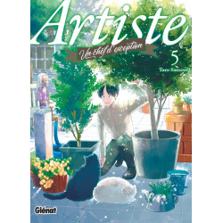 ARTISTE, UN CHEF D'EXCEPTION - TOME 05