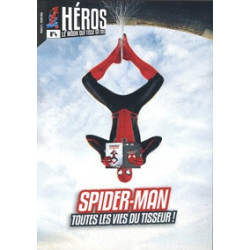 HÉROS 4 SPIDER-MAN