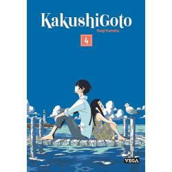 KAKUSHIGOTO - TOME 4