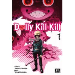 DOLLY KILL KILL - TOME 1