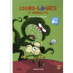 COSMO-SOURIS ET AMPOULETTE - 1 - ON DIRAIT QU'IL PLEUVOTE
