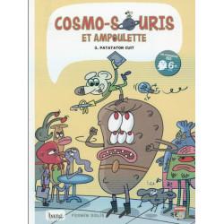 COSMO-SOURIS ET AMPOULETTE - 3 - LA REVANCHE DE PATATATOR