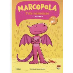 MARCOPOLA L'ÎLE RAMEUSE - 3 - DRAGONETA