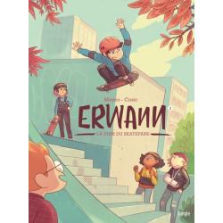 ERWANN - TOME 2 LA STAR DU SKATEPARK