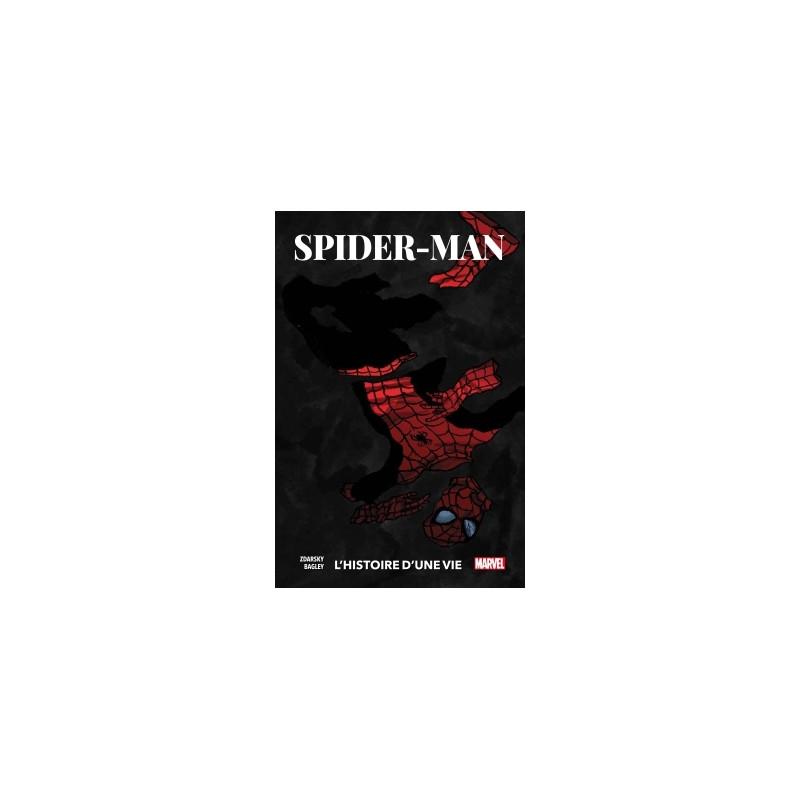 SPIDER-MAN: L'HISTOIRE D'UNE VIE - VARIANT 2010