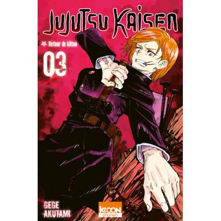 JUJUTSU KAISEN - TOME 3