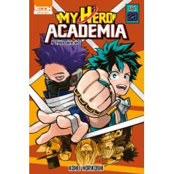 MY HERO ACADEMIA T23