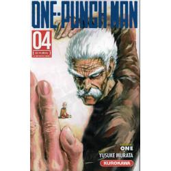 ONE-PUNCH MAN - 4 - LA MÉTÉORITE GÉANTE