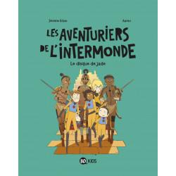 AVENTURIERS DE L'INTERMONDE (LES) - 4 - LE DISQUE DE JADE