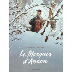 LE MARQUIS D'ANAON - INTÉGRALE - TOME 0 - LE MARQUIS D'ANAON - INTÉGRALE