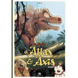 SAGA D'ATLAS & AXIS (LA) - TOME 4