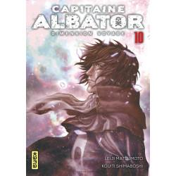 CAPITAINE ALBATOR DIMENSION VOYAGE - TOME 10