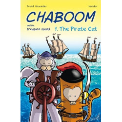 CHABOOM AND THE TREASURE ISLAND 1- THE PIRATE CAT