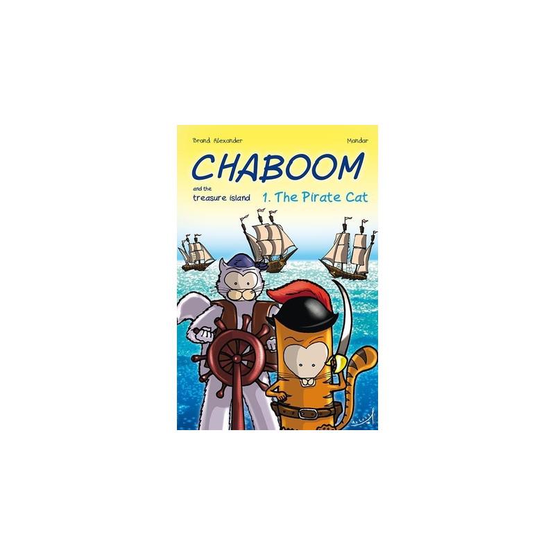 CHABOOM AND THE TREASURE ISLAND 1- THE PIRATE CAT