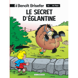 BENOÎT BRISEFER - 11 - LE SECRET D'ÉGLANTINE
