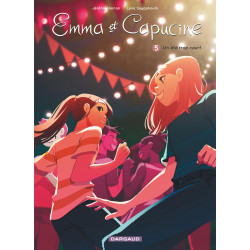EMMA ET CAPUCINE - TOME 5 - UN ÉTÉ TROP COURT