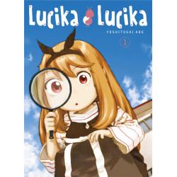 LUCIKA LUCIKA - TOME 1