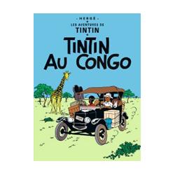 CARTE POSTALE COUVERTURE - CONGO