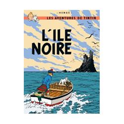 CARTE POSTALE COUVERTURE - ILE NOIRE