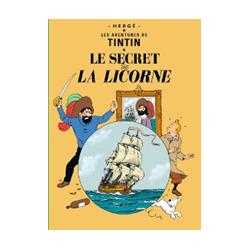 CARTE POSTALE COUVERTURE - SECRET LICORNE