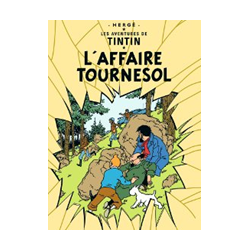 CARTE POSTALE COUVERTURE - TOURNESOL