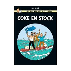CARTE POSTALE COUVERTURE - COKE EN STOCK