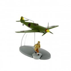 AVIONS TINTIN - CHASSEUR BORDURE BF-109 16