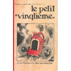 CARNET DE NOTES 125X200MM PETIT XXÈME – BOLIDE