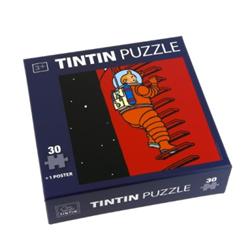 PUZZLE - LUNE ECHELLE - 30 PIECES