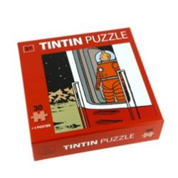 PUZZLE - LUNE PORTE - 30 PIECES