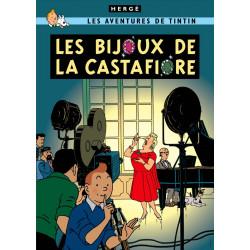 POSTER CV20 - LES BIJOUX DE LA CASTAFIORE - 70X50CM
