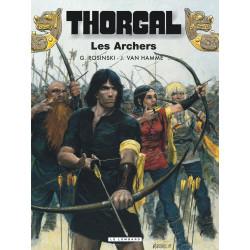 THORGAL - 9 - LES ARCHERS