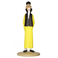FIGURINE RESINE (COLLECTION 12CM) - WANG JEN-GHIE