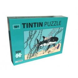 PUZZLE - REQUIN - 500 PIECES