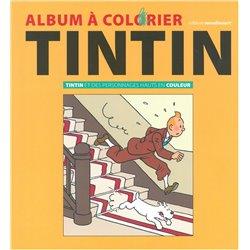 ALBUM A COLORIER - DES PERS. HAUTS EN COULEUR