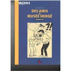REVUE DES AMIS DU MUSEE HERGE MEMENTO