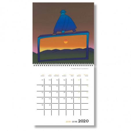 CALENDRIER MURAL FOLON 2020 (30X30)