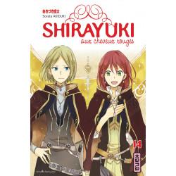 SHIRAYUKI AUX CHEVEUX ROUGES - TOME 14